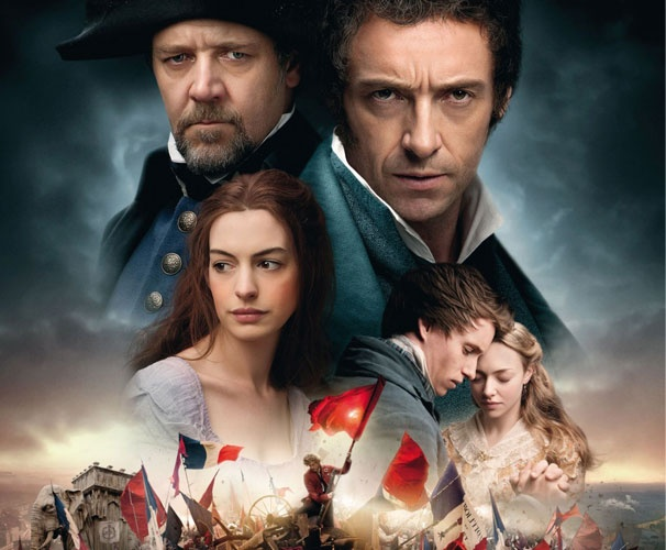  Les Misrables DVD and Blu-Ray Sets March Release Date