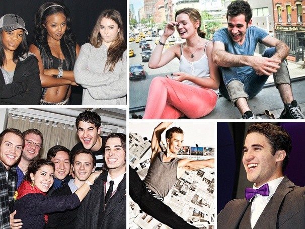 Darren Criss Debut in How To Succeed, Broadway Besties & More Top Our Most-Viewed Photo Ops of 2012