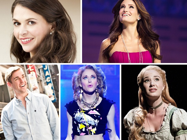 Top Interviews of 2012 Include Sierra Boggess on Les Miz, Sutton Foster on Bunheads & Idina Menzel on a Broadway Return 