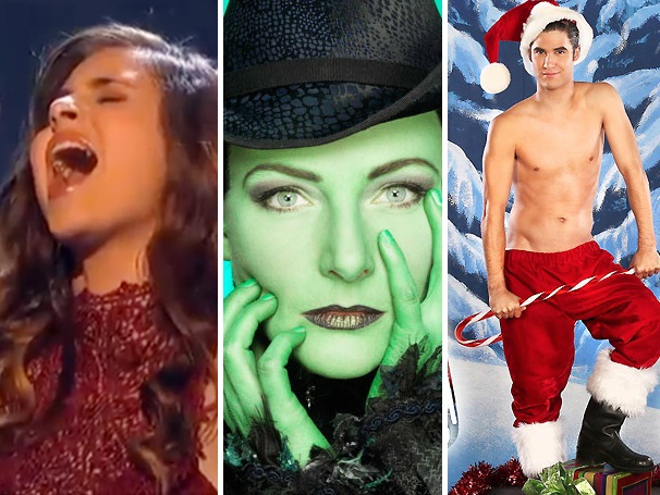 Top 10! Most-Read Stories Center on X Factor's Carly Rose Sonenclar, Wicked Casting, Shirtless Darren Criss & More