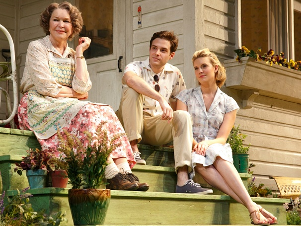 Pack Your Basket and Enjoy a First Look at Picnic, Starring Maggie Grace and Sebastian Stan