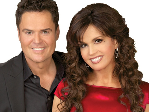 Donny & Marie Christmas in Salt Lake City Begins Performances