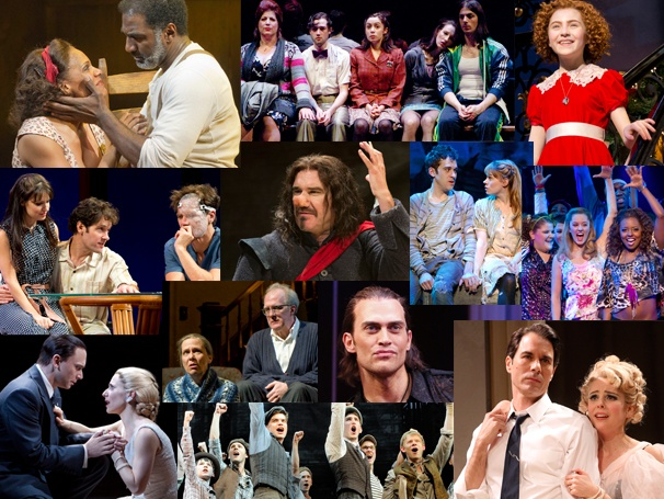 Year-End Weekend Poll: What Was Your Favorite Broadway Show of 2012?