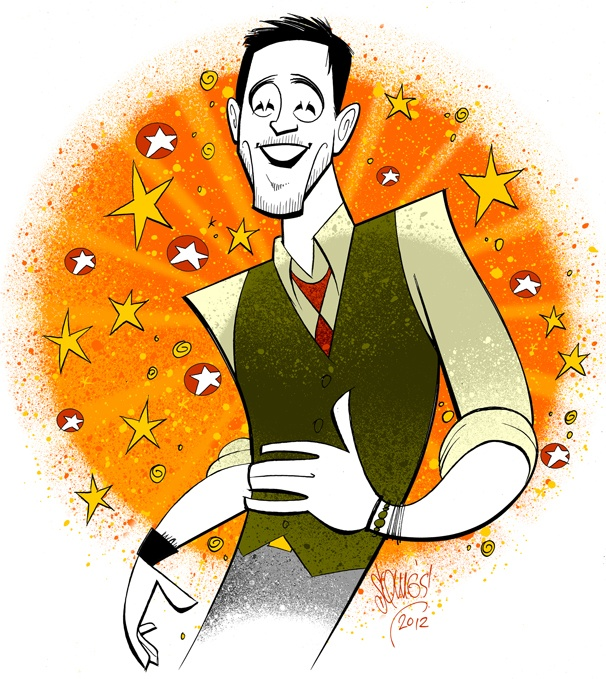Fans Name Once Headliner Steve Kazee Broadway.com's 2012 Star of the Year!