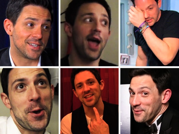 It's Good to Be Kazee! A Look Back at the 2012 Video Highlights of Broadway.com's Star of the Year