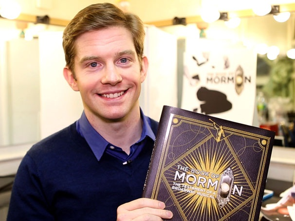 Watch The Book of Mormon Star Rory OMalley Pick Five Dedicated Fans to Win Broadway.coms Holiday Gift