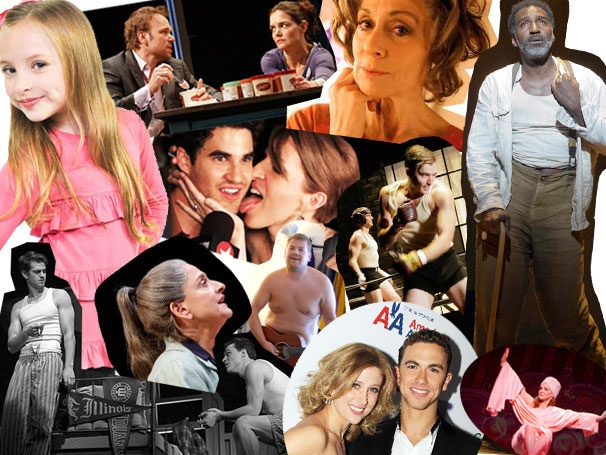 Best of the Rest: A Cheeky Look Back at Broadway in 2012