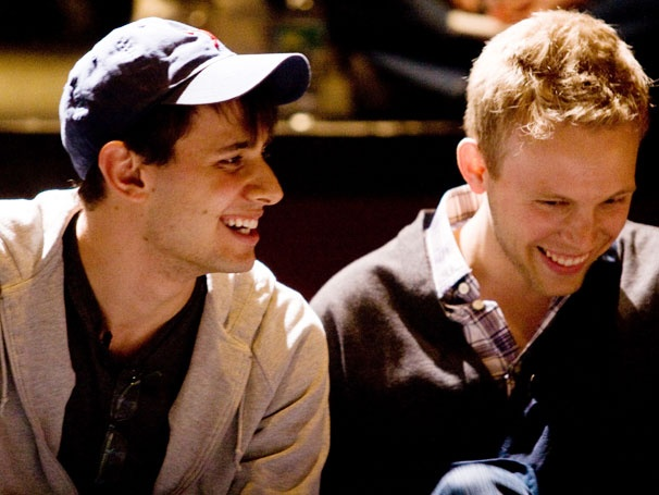 A Christmas Storys Benj Pasek & Justin Paul On Inspiration, Guilty Pleasures and Beyonce