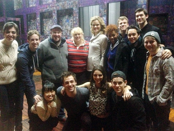 Exclusive! Bridesmaids' Rebel Wilson & Matt Lucas Go Back to High School With the Cast of Bare