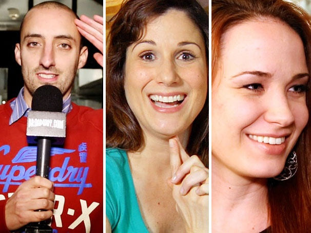 Top Five! Most-Watched Videos Include Behind-the-Scenes Visits with Tom Edden, Stephanie J. Block & Sierra Boggess