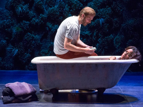 Pulitzer Prize-Winning Play Water By the Spoonful Extends at Second Stage