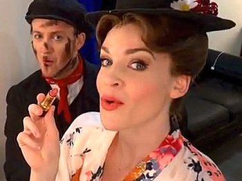 Watch the Australian Company of Mary Poppins Rock Out to Proud Mary'