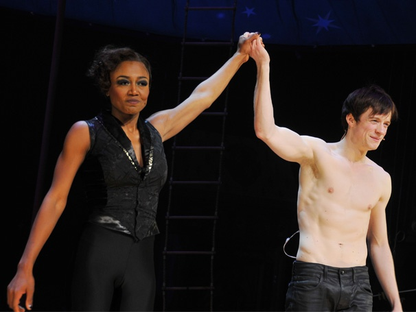Exclusive Photos! A Dazzling Opening for Patina Miller, Matthew James Thomas & the Cast of the Broadway-Bound Pippin 