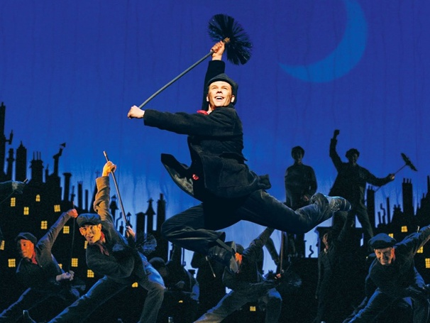Nicolas Dromard to Replace Gavin Lee as Bert in Broadway's Mary Poppins