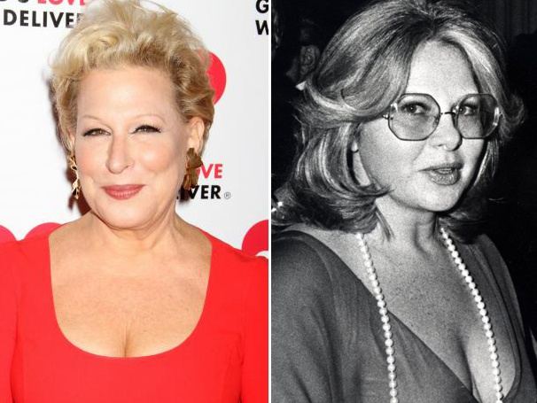 Bette Midler is Back on Broadway as I'll Eat You Last: A Chat with Sue Mengers Begins Previews