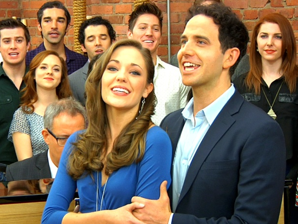 Broadway Buzz: Watch Laura Osnes, Santino Fontana & More Share the Enchanting Secrets of Broadway's Cinderella