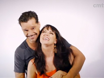 Ricky Martin, Orfeh & More Go Country in New Live the Dream Music Video from Evita's Rachel Potter