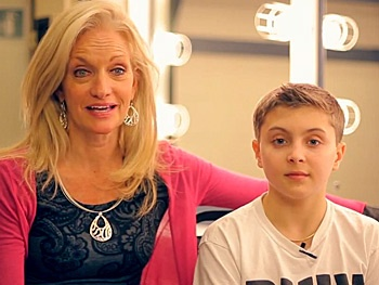 Watch Billy Elliot Tour Stars Noah Parets and Janet Dickenson Talk About Loving Ottawa