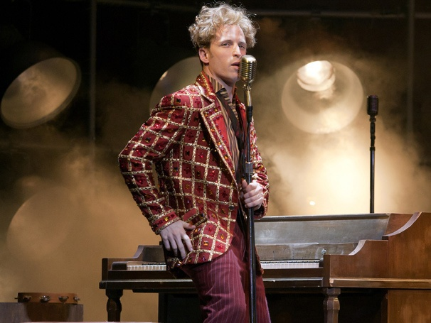 Martin Kaye, Robert Britton Lyons & More to Rock in Las Vegas Run of Million Dollar Quartet