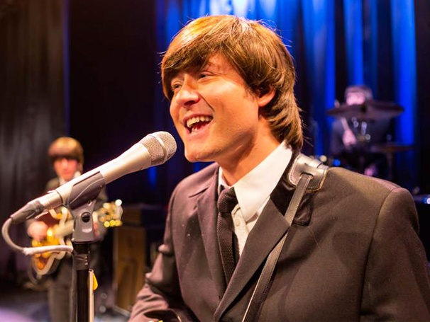 Reuven Gershon on Tapping Into Beatlemania as John Lennon in the Hit London Musical Let It Be