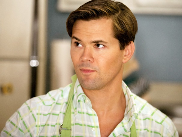 What's Up, Andrew Rannells? The Girls and New Normal Star on Giving Lena Dunham a Makeover and His Newfound TV Fame 