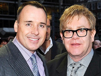Sir Elton John & David Furnish Welcome Second Child to Their Family 
