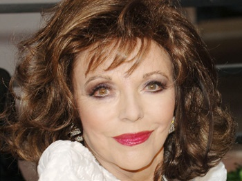Joan Collins to Bring Solo Show One Night With Joan to the West End