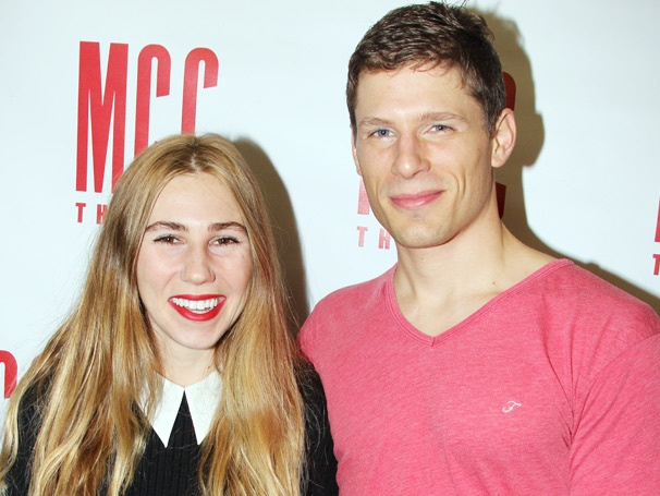 Zosia Mamet, Matt Lauria & the Cast of Really Really Get Really Excited to Meet the Press