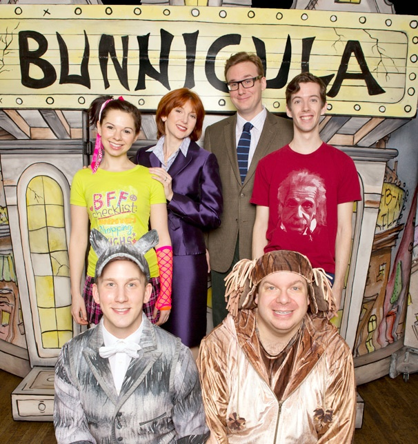 Cast Announced for Charles Busch's Vampire Bunny Family Show Bunnicula 