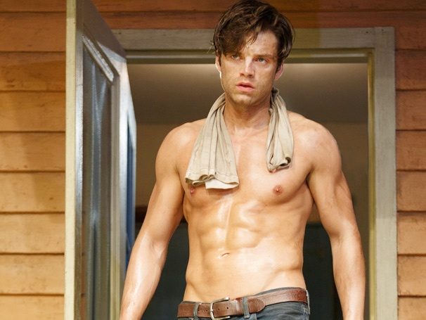 Sebastian Stan on the Challenge of Going Shirtless in Picnic and Going Mad on Once Upon a Time