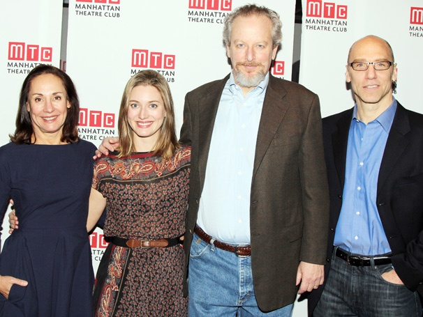 A Thrilling Opening Night for Laurie Metcalf and the Cast of Broadway's The Other Place