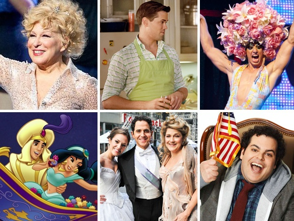 Bette Midler's Gonna Get Baked, Mormon Boys Redecorate & More Lessons of the Week
