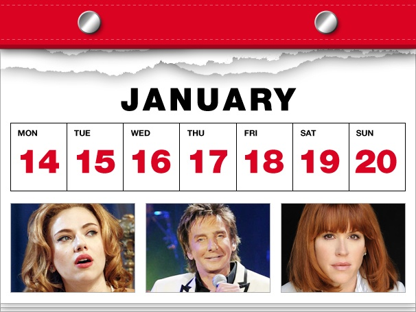 Cat Sinks Its Claws Into Broadway, Barry Manilow Makes It Happen Again & Molly Ringwald Gets Jazzed Up in This Week's Datebook