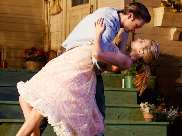 Picnic, Starring Maggie Grace and Sebastian Stan, Opens on Broadway