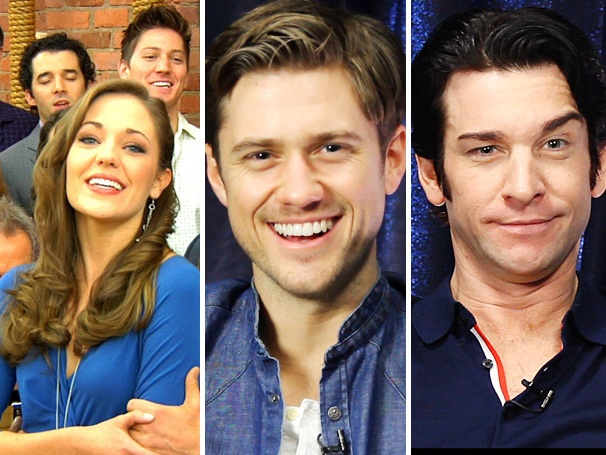 Top Five! Most-Watched Videos Include Cinderella Preview & Revealing Chats with Aaron Tveit and Andy Karl