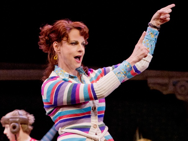 London Star Gillian Bevan on 25 Years of Musical Memories, from Follies to Billy Elliot