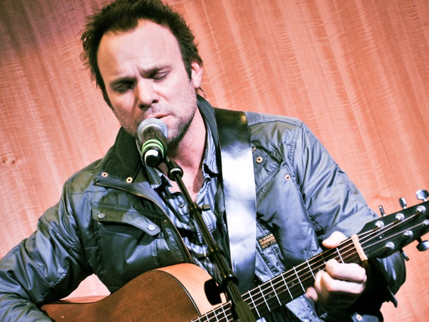 Norbert Leo Butz Shares Memory & Mayhem at CD Signing