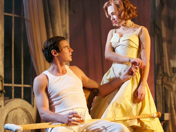 Cat on a Hot Tin Roof, Starring Scarlett Johansson & Benjamin Walker, Opens on Broadway