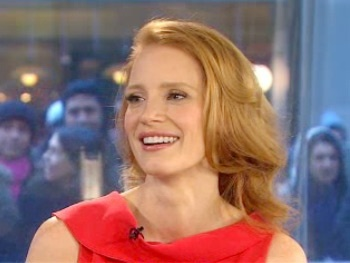 Jessica Chastain Talks Carrying Her Golden Globe Around at The Heiress on Today