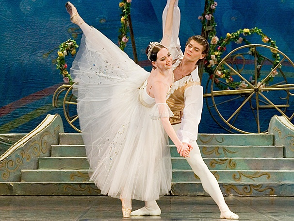 The State Ballet Theatre of Russias Cinderella Begins Performances in Baltimore