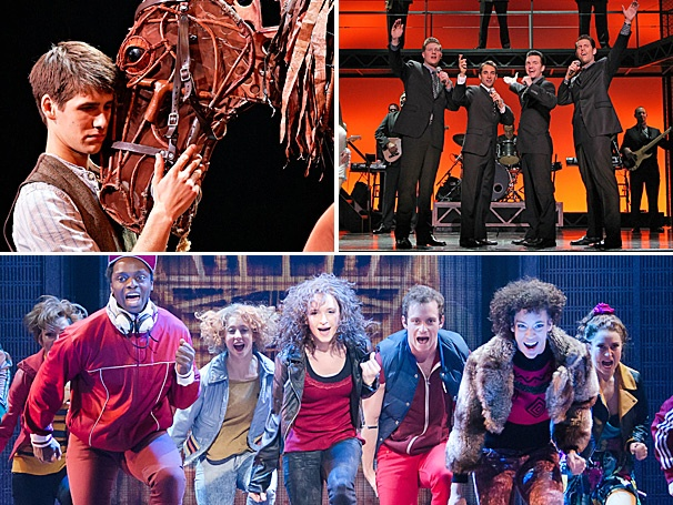 Ottawa's 2013-2014 Season Will Include Jersey Boys, War Horse and More
