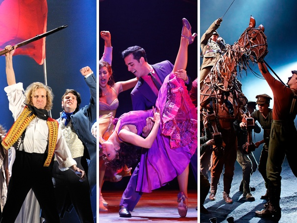Vancouvers 2013-2014 Broadway Season Will Feature War Horse, Les Miserables and More