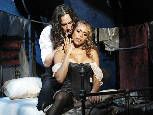 Jekyll & Hyde's Devilish Duo Constantine Maroulis and Deborah Cox Are Taking Your Questions!