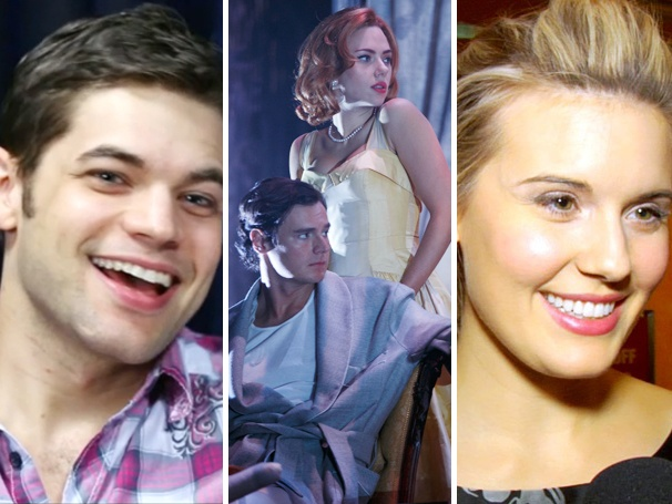 Top Five! Most-Watched Videos Include a Chat With Jeremy Jordan and Opening Coverage of Cat & Picnic