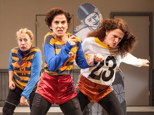 Atlantic's Roller Derby Comedy The Jammer Extends Off-Broadway Run 