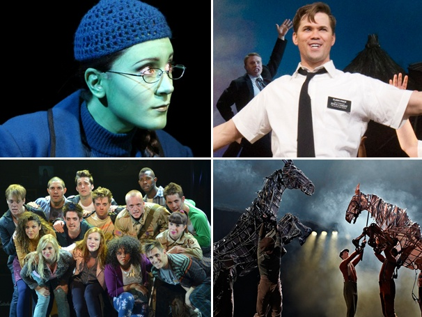 Austin's 2013-2014 Season Will Include The Book of Mormon, Wicked and More