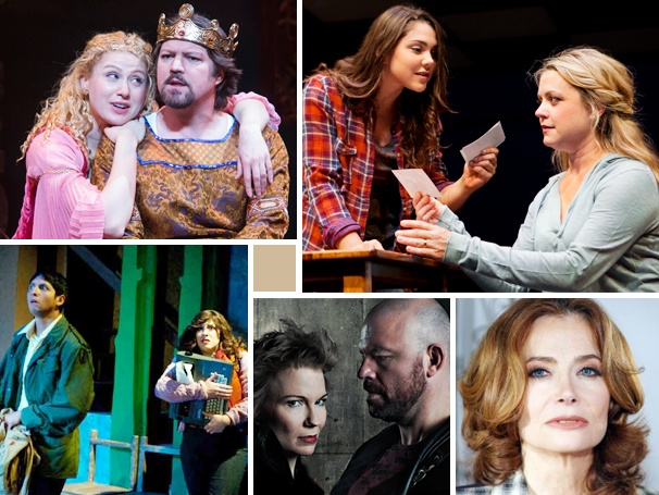Veronica Hart Goes Deep, Broadway Stars Head South to Camelot & More Cross-Country Highlights