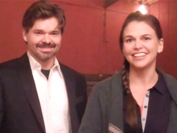 Watch Sutton & Hunter Foster Talk Bringing Their Sibling Bond to Bunheads