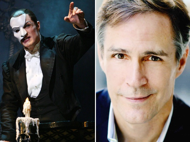 Broadway's Longest-Running Phantoms Tell All! Record-Holder Howard McGillin on Why Phantom Is Like Bodysurfing
