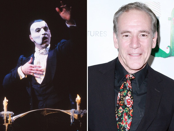 Broadway's Longest-Running Phantoms Tell All! Mark Jacoby Recalls an 'Open-Fly Incident' Involving Hugh Panaro